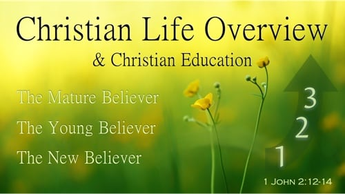 BFF Christian Life Overview