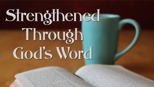 BFF Gain Strength from God's Word