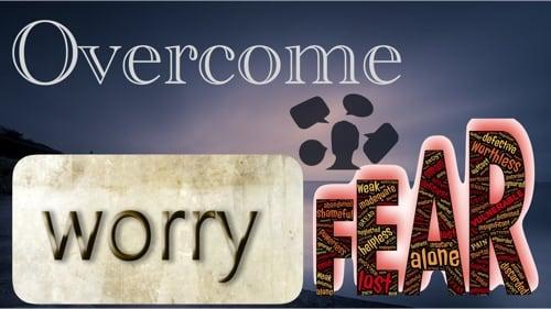 BFF Overcome Worry