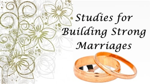 BFF Studies for Building Strong Marriages