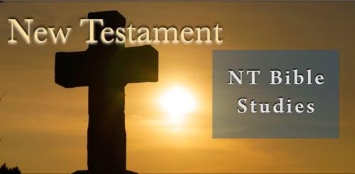 BFF New Testament Bible Studies