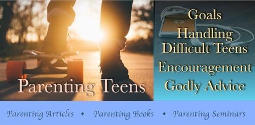 BFF Parenting Teens